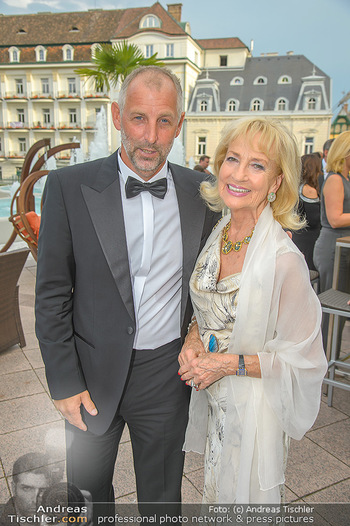 emba Awards 2018 - Casino Baden - Di 05.06.2018 - Thomas MUSTER, Dagmar KOLLER37