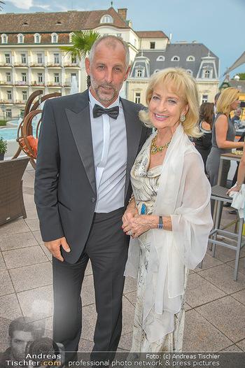 emba Awards 2018 - Casino Baden - Di 05.06.2018 - Thomas MUSTER, Dagmar KOLLER38