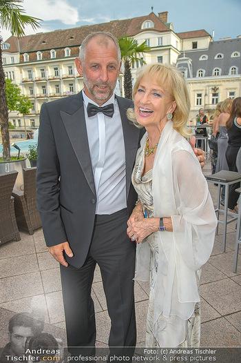 emba Awards 2018 - Casino Baden - Di 05.06.2018 - Thomas MUSTER, Dagmar KOLLER39