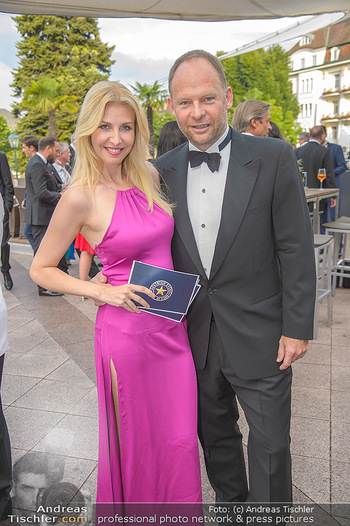 emba Awards 2018 - Casino Baden - Di 05.06.2018 - Cathy ZIMMERMANN, Alexander KNECHTSBERGER48