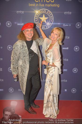 emba Awards 2018 - Casino Baden - Di 05.06.2018 - Dagmar KOLLER, Erwin KIENNAST62