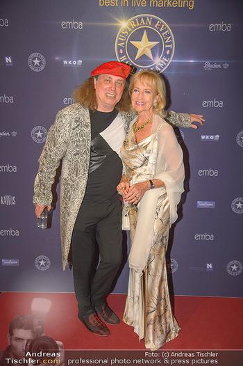 emba Awards 2018 - Casino Baden - Di 05.06.2018 - Dagmar KOLLER, Erwin KIENNAST63