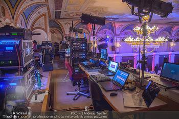 emba Awards 2018 - Casino Baden - Di 05.06.2018 - Technik backstage, B�hnentechnik, Licht und Ton106