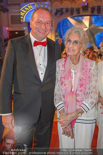 emba Awards 2018 - Casino Baden - Di 05.06.2018 - Franz X. BRUNNER, Lotte TOBISCH116