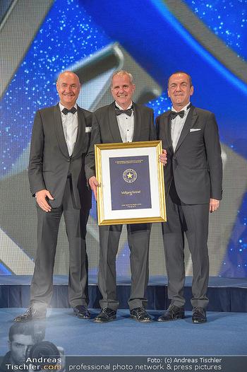 emba Awards 2018 - Casino Baden - Di 05.06.2018 - Hans-Peter TROST, Wolfgang KONRAD, Ivo FRANSCHITZ160