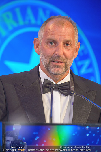 emba Awards 2018 - Casino Baden - Di 05.06.2018 - Thomas MUSTER (Portrait)168