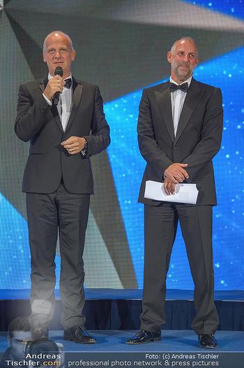 emba Awards 2018 - Casino Baden - Di 05.06.2018 - Thomas MUSTER, Herwig STRAKA174