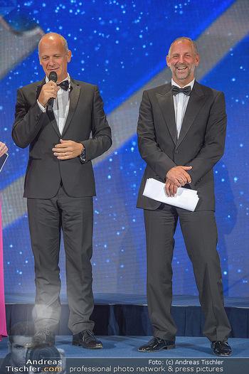 emba Awards 2018 - Casino Baden - Di 05.06.2018 - Thomas MUSTER, Herwig STRAKA176