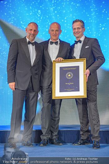 emba Awards 2018 - Casino Baden - Di 05.06.2018 - Thomas MUSTER, Herwig STRAKA, Martin BREZOVICH186