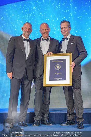 emba Awards 2018 - Casino Baden - Di 05.06.2018 - Thomas MUSTER, Herwig STRAKA, Martin BREZOVICH187