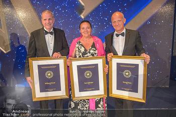 emba Awards 2018 - Casino Baden - Di 05.06.2018 - Wolfgang KONRAD, Doris KIEFHABER, Herwig STRAKA191