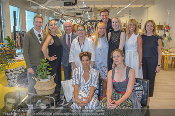 Modepalast Opening - Post am Rochus - Mi 06.06.2018 - 1
