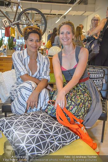 Modepalast Opening - Post am Rochus - Mi 06.06.2018 - Maxi BLAHA, Rebecca HORNER44