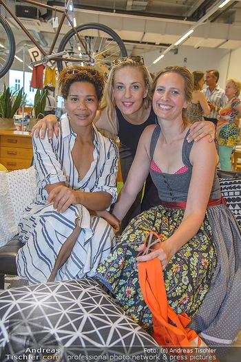 Modepalast Opening - Post am Rochus - Mi 06.06.2018 - Maxi BLAHA, Lilian KLEBOW, Rebecca HORNER45