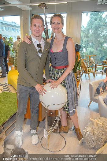 Modepalast Opening - Post am Rochus - Mi 06.06.2018 - Clemens TRISCHLER, Maxi BLAHA46