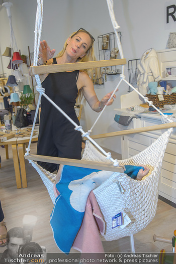 Modepalast Opening - Post am Rochus - Mi 06.06.2018 - Lilian KLEBOW mit Tochter49