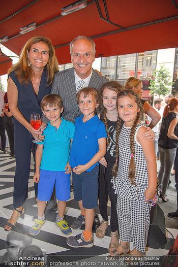 400 Jahre Schwarzes Kameel mit Campari - Zum schwarzen Kameel - Mi 06.06.2018 - Familie Peter und Christina FRIESE mit Kindern Max und Paul sowi27