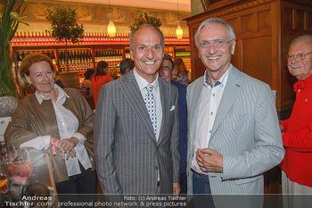400 Jahre Schwarzes Kameel mit Campari - Zum schwarzen Kameel - Mi 06.06.2018 - Peter FRIESE, Karl KOLARIK36