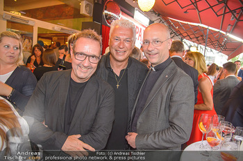 400 Jahre Schwarzes Kameel mit Campari - Zum schwarzen Kameel - Mi 06.06.2018 - Toni POLSTER, Toni FABER, Josef FABER105