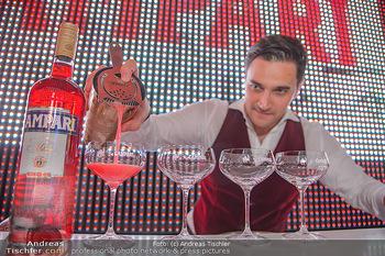 400 Jahre Schwarzes Kameel mit Campari - Zum schwarzen Kameel - Mi 06.06.2018 - Barkeeper Cocktails mixen, drink123