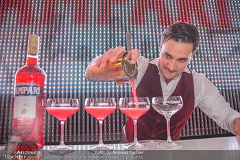 400 Jahre Schwarzes Kameel mit Campari - Zum schwarzen Kameel - Mi 06.06.2018 - Barkeeper Cocktails mixen, drink125