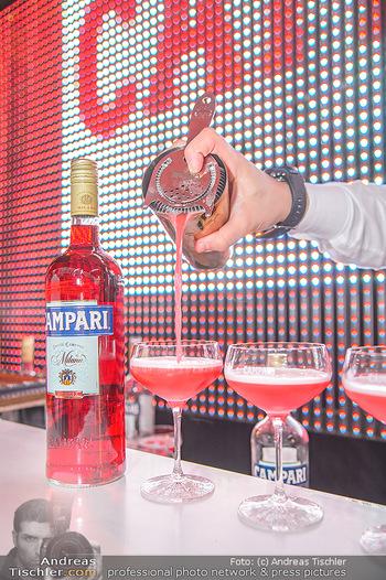 400 Jahre Schwarzes Kameel mit Campari - Zum schwarzen Kameel - Mi 06.06.2018 - Barkeeper Cocktails mixen, drink126