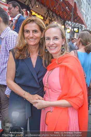 400 Jahre Schwarzes Kameel mit Campari - Zum schwarzen Kameel - Mi 06.06.2018 - Maria GROSSBAUER GRO�BAUER, Christina FRIESE130