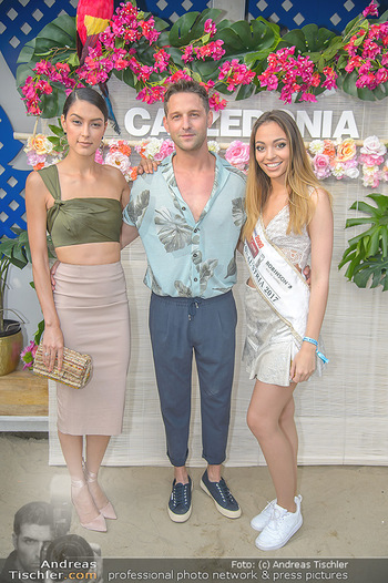 Calzedonia Beach Party - Tel Aviv Beach Club - Do 07.06.2018 - Celine SCHRENK, Alexander KUMPTNER, Rebecca MIR25