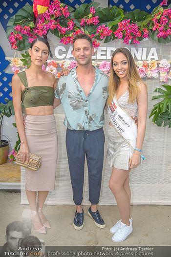 Calzedonia Beach Party - Tel Aviv Beach Club - Do 07.06.2018 - Celine SCHRENK, Alexander KUMPTNER, Rebecca MIR26