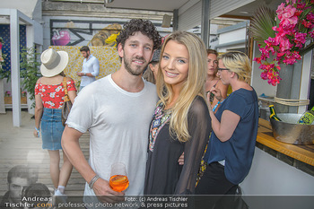 Calzedonia Beach Party - Tel Aviv Beach Club - Do 07.06.2018 - Ilan MOLCHO, Chiara PISATI31