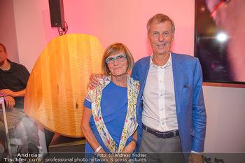 Opening - Brow and Lash Bar - Do 07.06.2018 - Rainer DEISENHAMMER mit Ehefrau55