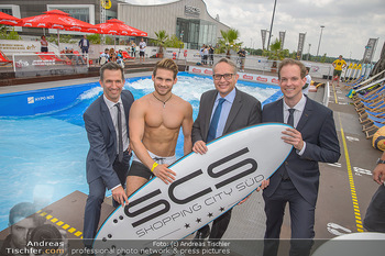 Saisonstart - CityWave SCS Multiplex - Fr 08.06.2018 - Nicola SZEKELY, Fabian KITZWEGER, Matthias FRANTA, Arnaud BURLIN39