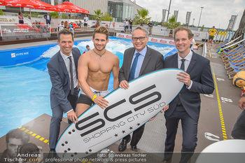 Saisonstart - CityWave SCS Multiplex - Fr 08.06.2018 - Nicola SZEKELY, Fabian KITZWEGER, Matthias FRANTA, Arnaud BURLIN40