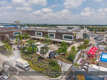Saisonstart - CityWave SCS Multiplex - Fr 08.06.2018 - SCS Multiplex Terassen Übersichtsfoto, Luftbild, Drohnenfoto114