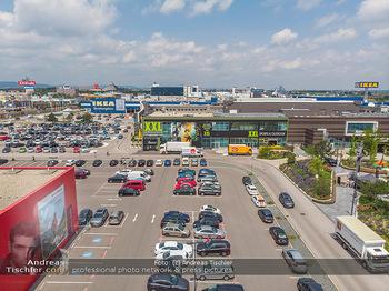 Saisonstart - CityWave SCS Multiplex - Fr 08.06.2018 - SCS Multiplex Terassen Übersichtsfoto, Luftbild, Drohnenfoto116