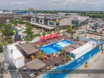 Saisonstart - CityWave SCS Multiplex - Fr 08.06.2018 - CITYWAVE bei der SCS Multiplex �bersichtsfoto, Luftbild, Drohne117