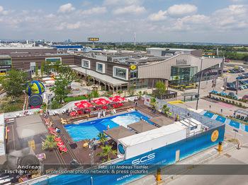 Saisonstart - CityWave SCS Multiplex - Fr 08.06.2018 - CITYWAVE bei der SCS Multiplex Übersichtsfoto, Luftbild, Drohne118