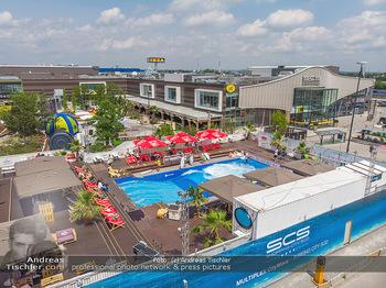 Saisonstart - CityWave SCS Multiplex - Fr 08.06.2018 - CITYWAVE bei der SCS Multiplex Übersichtsfoto, Luftbild, Drohne119