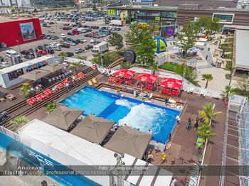 Saisonstart - CityWave SCS Multiplex - Fr 08.06.2018 - CITYWAVE bei der SCS Multiplex Übersichtsfoto, Luftbild, Drohne122