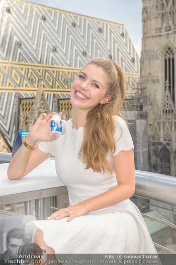 Victoria Swarovski für Orbit - Do&Co Wintergarten Stephansplatz - Mo 11.06.2018 - Victoria SWAROVSKI4
