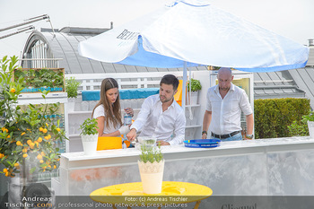 Belvedere Sky Garden - On Top Hypo NOE - Di 12.06.2018 - 2
