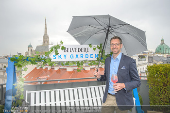 Belvedere Sky Garden - On Top Hypo NOE - Di 12.06.2018 - Markus FERRIGATO11