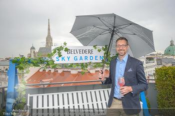 Belvedere Sky Garden - On Top Hypo NOE - Di 12.06.2018 - Markus FERRIGATO12