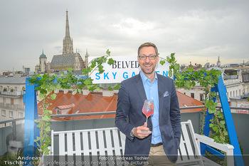 Belvedere Sky Garden - On Top Hypo NOE - Di 12.06.2018 - Markus FERRIGATO13