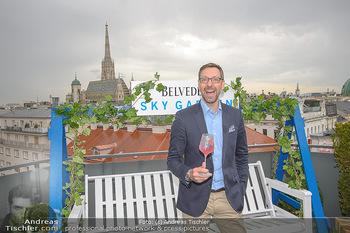 Belvedere Sky Garden - On Top Hypo NOE - Di 12.06.2018 - Markus FERRIGATO14