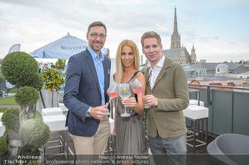 Belvedere Sky Garden - On Top Hypo NOE - Di 12.06.2018 - Markus FERRIGATO, Clemens TRISCHLER, Yvonne RUEFF43