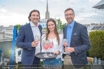 Belvedere Sky Garden - On Top Hypo NOE - Di 12.06.2018 - Joachim BANKEL, Antonia HAUSMAIR, Markus FERRIGATO52
