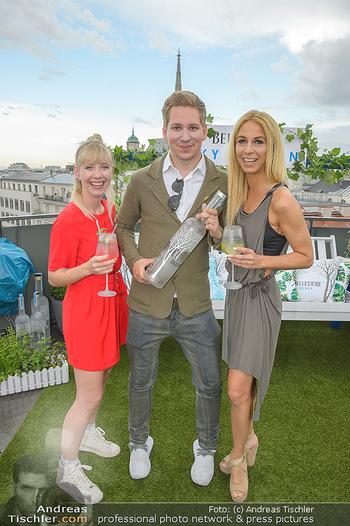 Belvedere Sky Garden - On Top Hypo NOE - Di 12.06.2018 - Clemens TRISCHLER, Rebecca RAPP, Yvonne RUEFF64