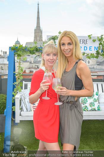 Belvedere Sky Garden - On Top Hypo NOE - Di 12.06.2018 - Rebecca RAPP, Yvonne RUEFF65
