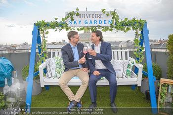 Belvedere Sky Garden - On Top Hypo NOE - Di 12.06.2018 - Markus FERRIGATO, Joachim BANKEL74